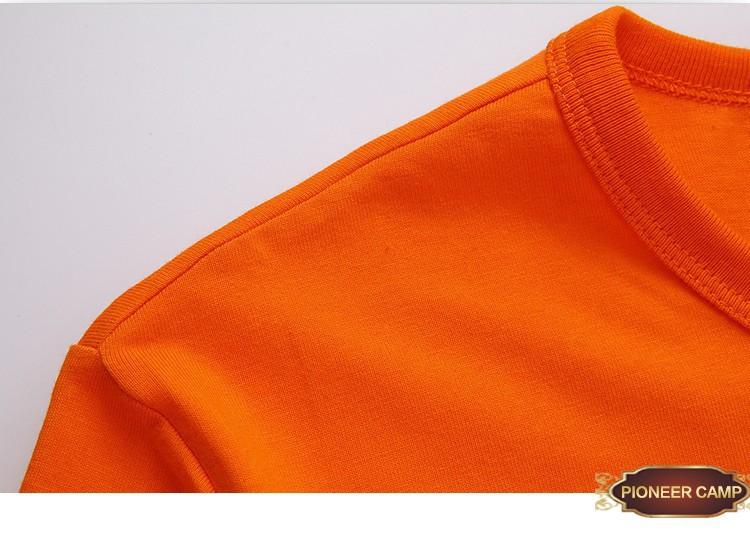 HTB1yE HLXXXXXawXXXXq6xXFXXXO - Pioneer Camp t shirt men brand clothing summer solid t-shirt male casual tshirt fashion mens short sleeve plus size 4XL