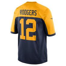 Men's Aaron Rodgers Jordy Nelson Clay Matthews Ha Ha Clinton-Dix Brett Hundley Randall Cobb Custom Packers Game Jersey(China)