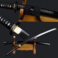 Japanese Conventional Handicraft Sword1095 Carbon Steel Clay Tempered Japanese Katana Sharp Samurai Sword