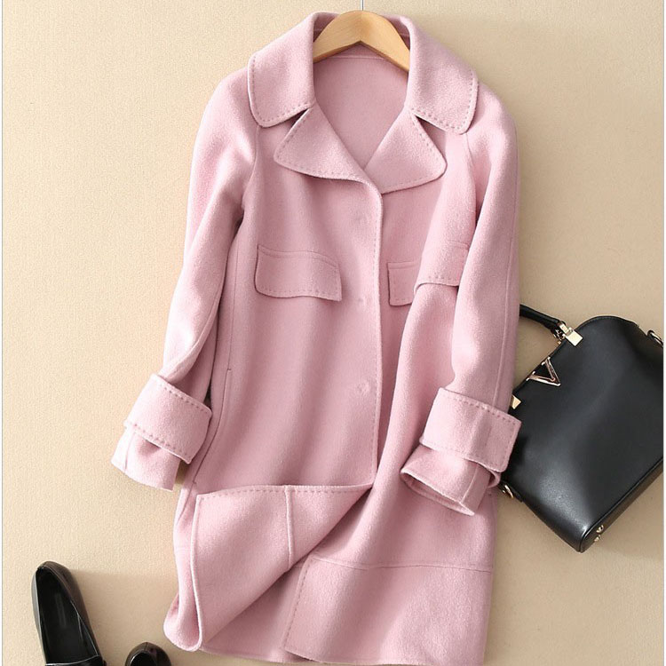 Womens Wool Winter Coats Uk - Tradingbasis