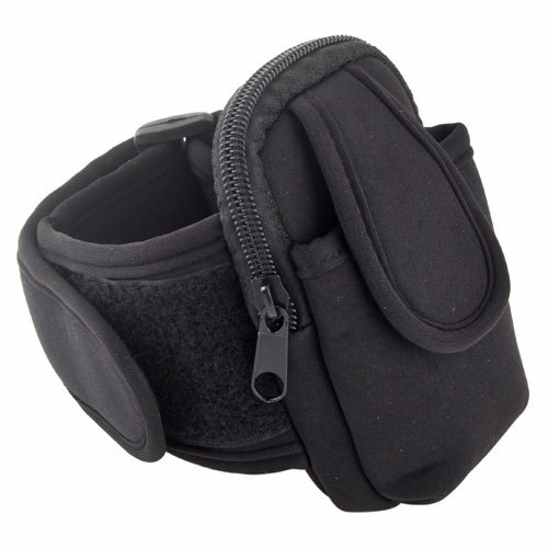 Arm Band Sport Bag Case Pouch for Cell Phone MP3 Key    #6511