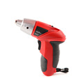4 8V Mini Electric Cordless Drill Hand Drill Screwdriver Power Tools Household Rechargeable Electric Screwdriver Tools