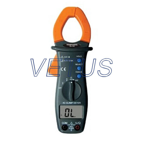 3 1/2 LCD display automatic shift AC digital clamp table clamp meter tester TM-16E TM16E