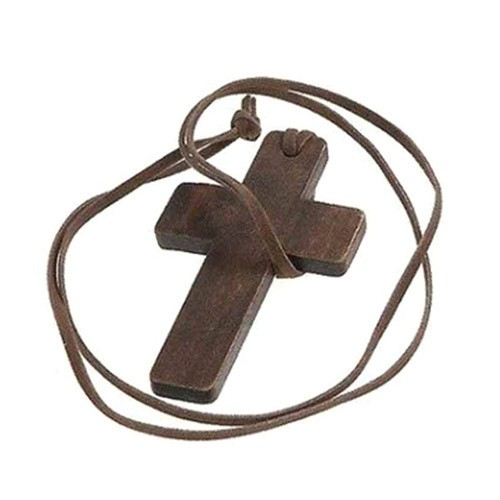 2015-new-stylish-Wooden-Cross-Leather-String-Necklace-Chain-Popular-Jewelry-In-Korea-P1178 (1)