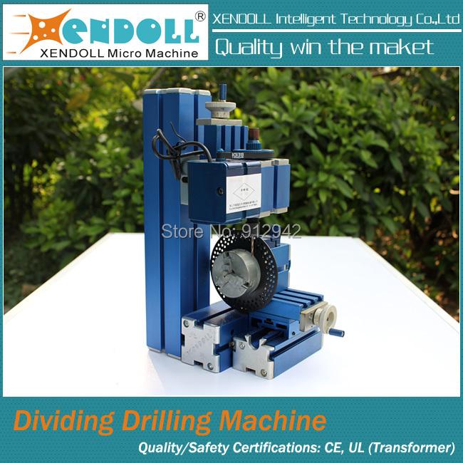 diy drilling machine