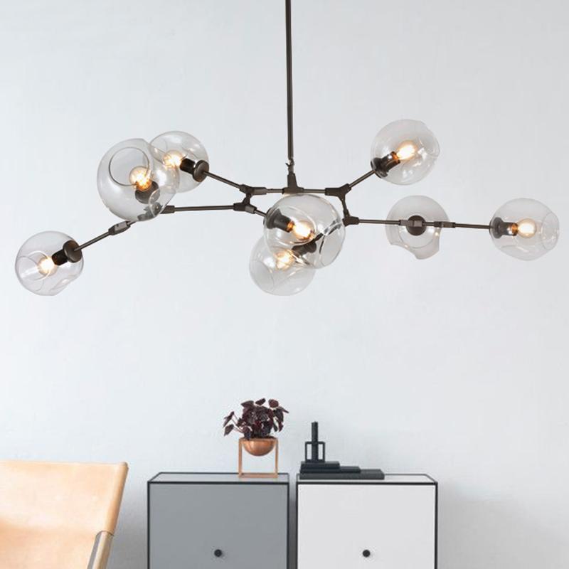 Vintage pendant lights loft retro lamp lampara industrial - Lampara industrial vintage ...