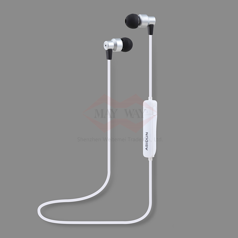 Wireless Blutooth 4.1 Headphone Sports Running Earbud Music Earphones with Mic For iPhone 5 6 Samsung Xiaomi Lenovo All Phones(China (Mainland))