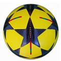 New 2016 Official Size 5 Football Ball PU High Quality Soccer Ballgranule Slip resistant Match Training