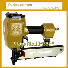Meite N851 Large Special Pneumatic Nail Gun Air Nailer Woodworking Stapler 25-51mm(China (Mainland))