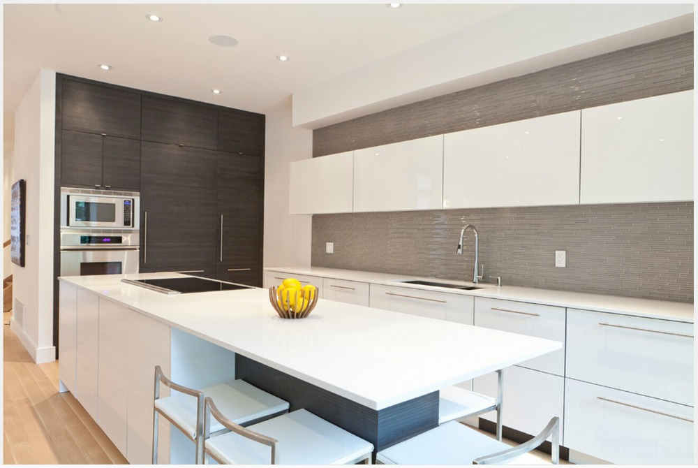 Modular kitchen cabinets kitchen cabinets from china custom kitchen - Custom Mdf Cabinet Doors Reviews Online Shopping Custom