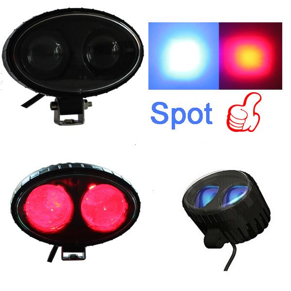 Led Fork Lift Lights : V dc forklift blue led safety light