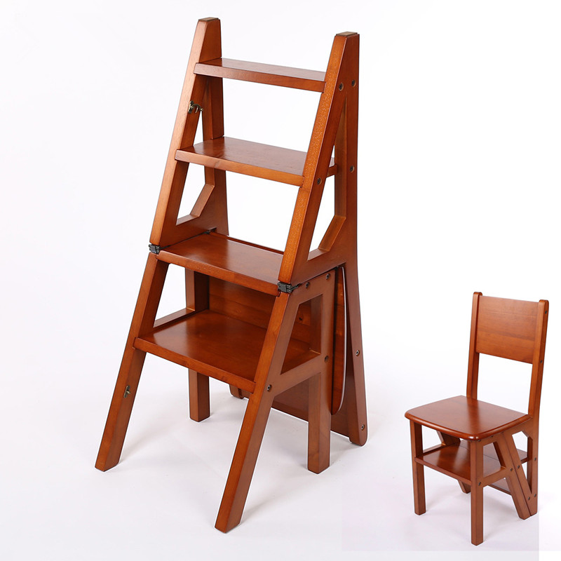 Promo 231 227 O De Cadeira De Madeira Da Escada Disconto