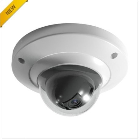 1.3 Megapixel CMOS Full HD Vandal-proof Network Mini Dome Camera IPC-HD2100, 720P IP CAMERA, 1.3 MP IP Camera ONVIF POE Support