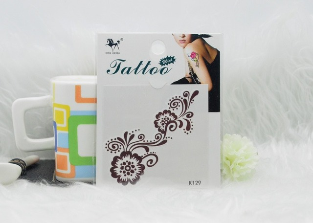 free shipping-Cool Temporary tattoo Waterproof body tattoo stickers mix,for men 40 designs 25pcs/lots