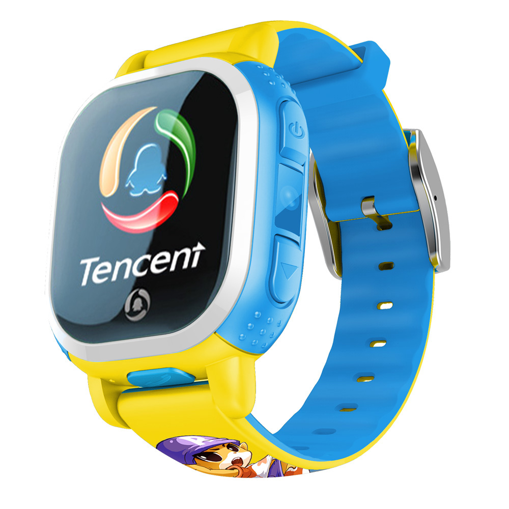 Tencent qqwatch qq watch PQ708 Children Phone Watch GPS LBS Tracker GSM GPRS Camera Remote Locating SOS Alarm Anti-lost DHL SHIP(China (Mainland))