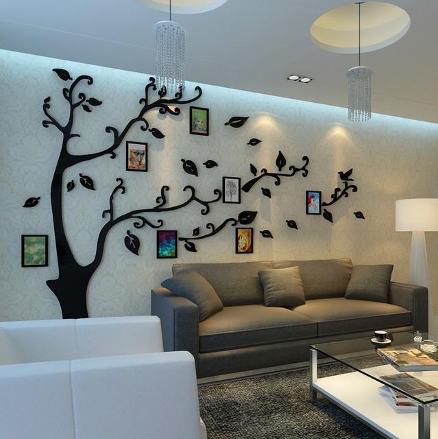 Muurstickers slaapkamer decoratie beste inspiratie voor interieur design en meubels idee n - Home decoration slaapkamer ...