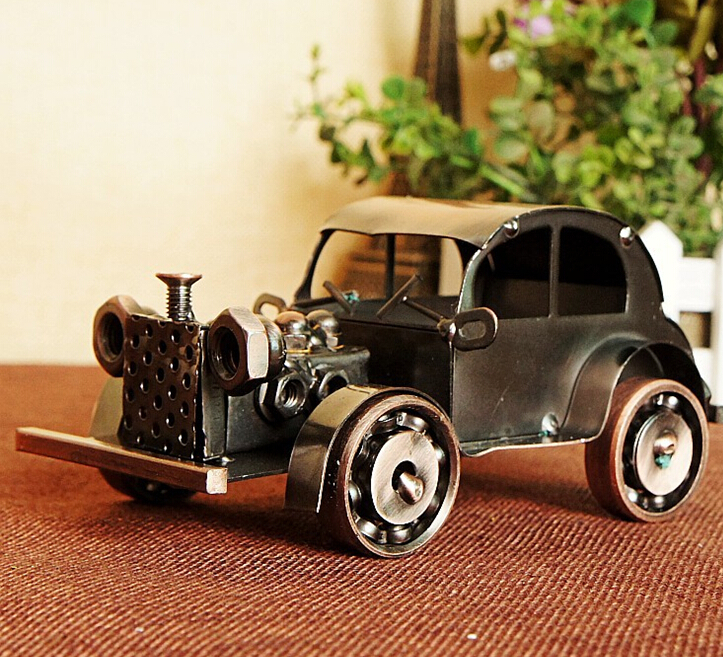 Factory direct domineering classic car model craft