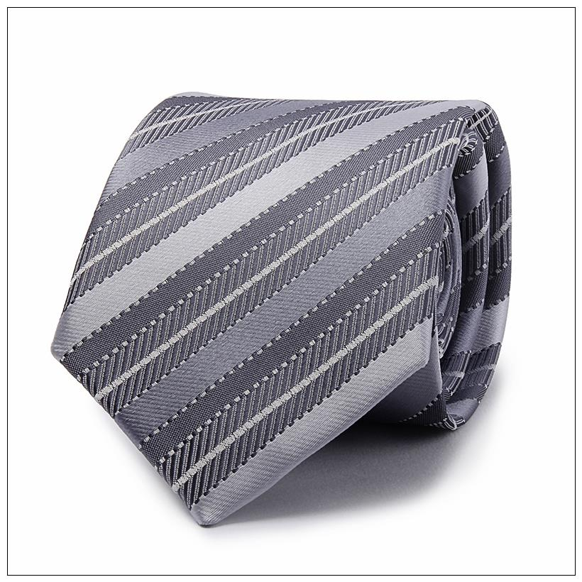 L10017-7 New Silk Classic Paisley Mix Color JACQUARD WOVEN Men's Tie Necktie men business gravatas wedding corbatas - esther xu's store