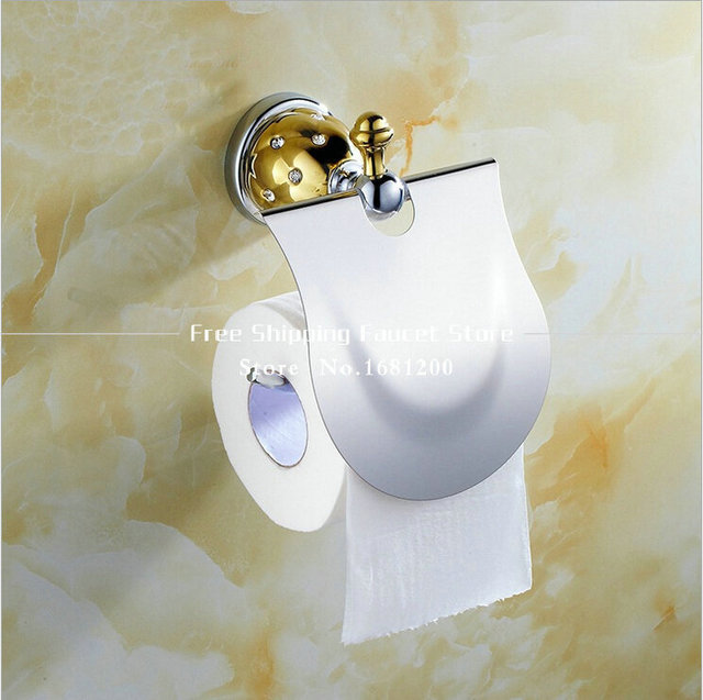 Free Shipping Toilet Paper Holder Roll Holder Tissue