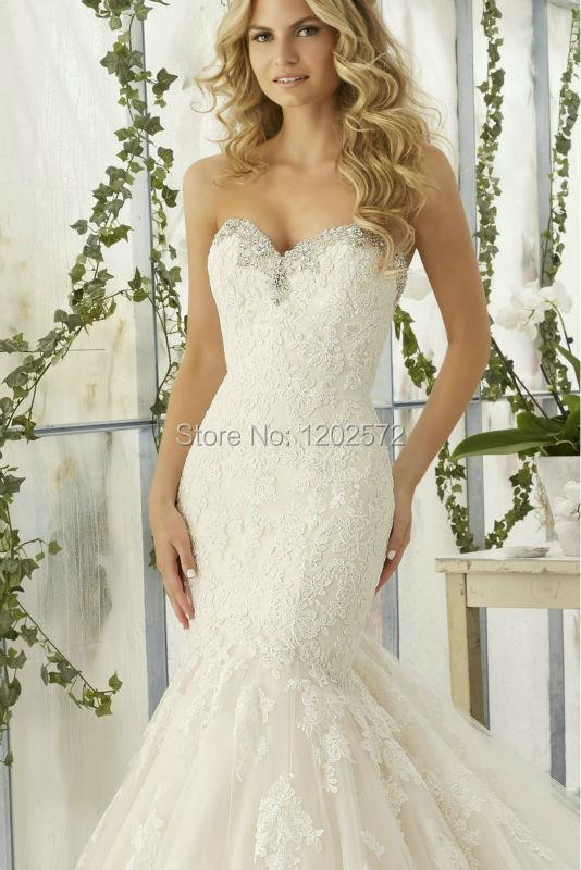 Sposa mermaid wedding dress sweetheart backless appliques for Backless mermaid style wedding dresses