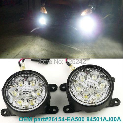 Excellent Ultra bright LED Fog Light OEM Assembly For Nissan Sentra SE-R 2007-2012 led light car light source<br><br>Aliexpress