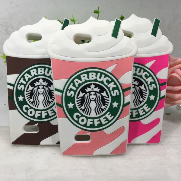 Starbucks Frappuccino Phone Silicone soft Case Cover ZTE Blade L2 Cases Gel Shell  -  Beijing beyond Technology Co. Ltd. store