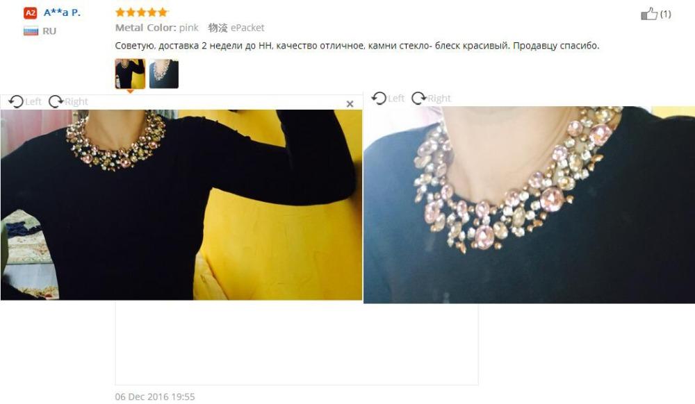 HTB1yTbSRXXXXXcQXpXXq6xXFXXXJ - PPG&PGG2017 New Luxury Women Imitation Pearl Jewelry Crystal Statement Necklace Choker Collar Lady Fashion Accessories