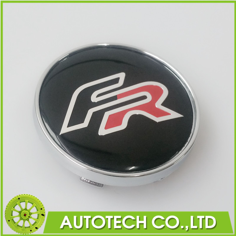 100Pcs/lot FR Logo Car Wheel Center Caps Badge For SEAT 60mm Car Wheel Hubs Emblem SEAT Ibiza Leon Alhambra Altea Exeo Brand New(China (Mainland))