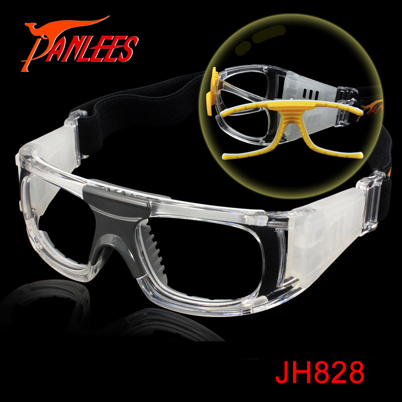 Hot Sales Panlees Folding Frame Prescription Sport Goggles Basketball Glasses High Impact - Guangzhou Jiahao Factory store
