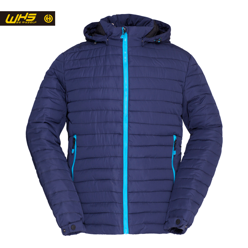 WHS 2016 Male warm cotton Jacket sport outdoor Windproof high-quality coat  Spring hotting style<br><br>Aliexpress
