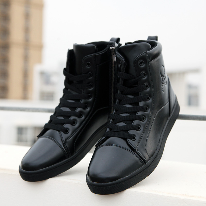 2014 sale style fashion high top boots 908