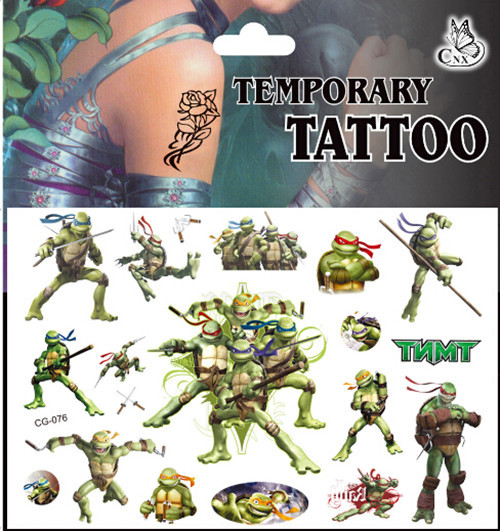 Sticker Tattoos Philippines Tattoo Stickers 4pcs,cool