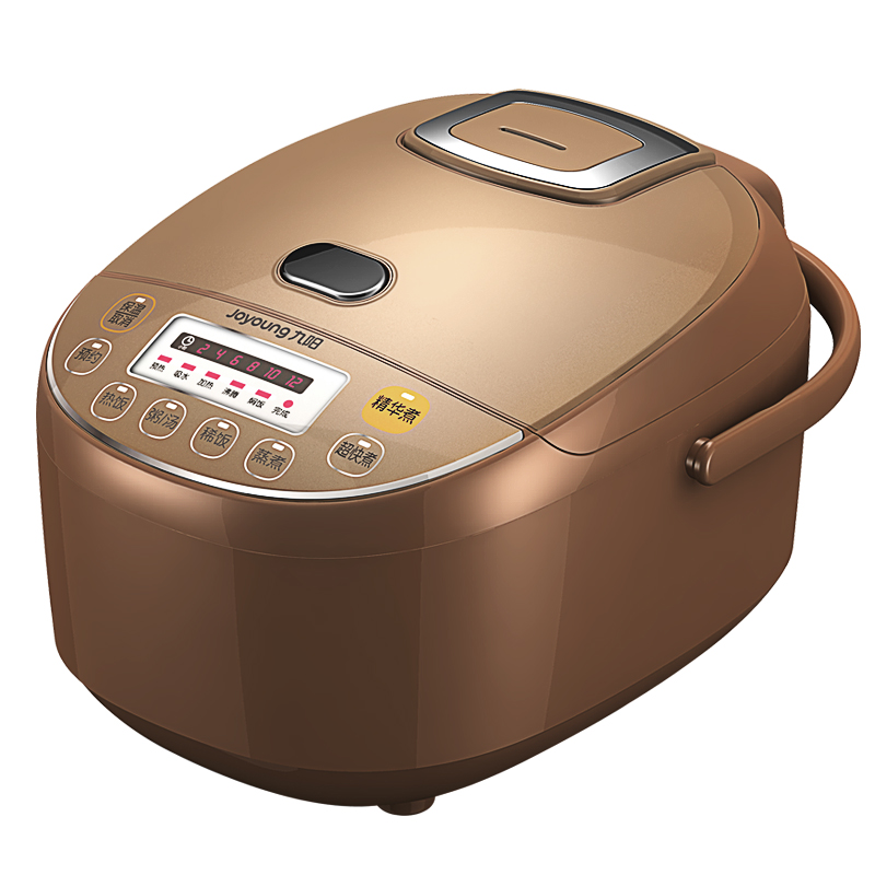 Free shipping 4L multi function intelligent appointment genuine electric cooker(China (Mainland))
