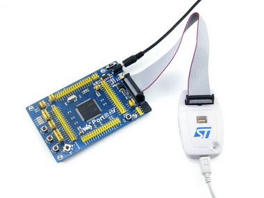 Для stm32 программатор своими руками