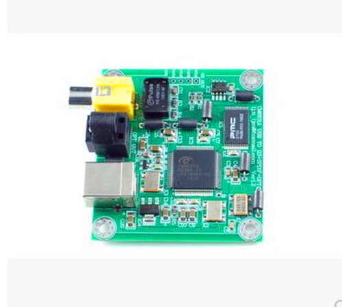 Free Shipping!!! 3pcs CM6631A USB transfer SPDIF / support coaxial / optical output / 24 / 384K sampling /Electronic Component(China (Mainland))
