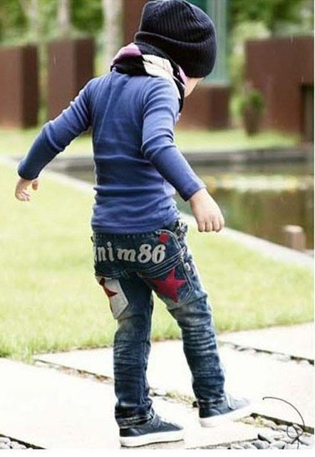 2011 Fall Hot Jeans Digital jeans Free Shipping