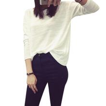 New 2014 Hitz Hong Kong styleloose knit wild T-shirt hoody