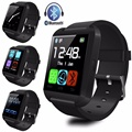 U8 Smartwatch Bluetooth Smart Touch wrist Watch Pedometer Sports running Wearable Digital Device for iphone sumsung