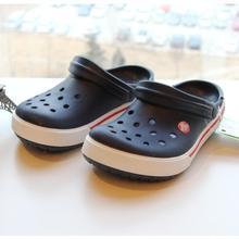 2016 scarpe da spiaggia casuale dei sandali della gelatina mujer scarpe da giardino uomo zoccoli sapato feminino pantofole sandalias famiglia foro partita zapatas(China (Mainland))