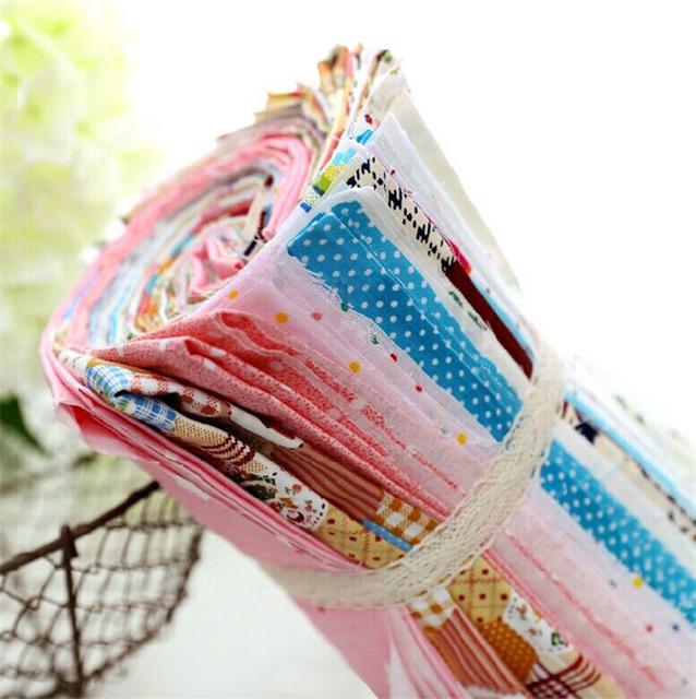 15 шт./компл. белье лоскутное для DIY шитья стегальной ткани дети постельные принадлежности текстиль ткани цвета смесь ткани 15 x 15 см