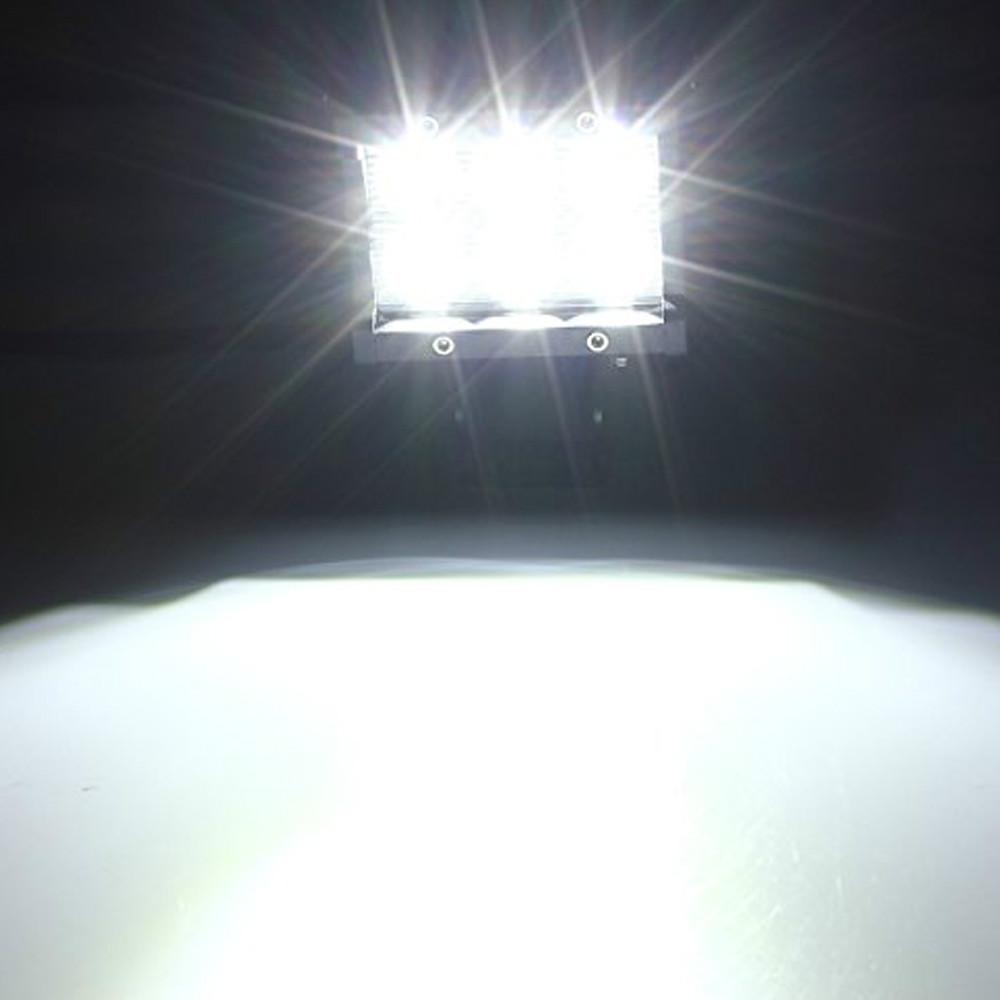 Купить 2 шт. 4 дюймов 18 Вт Led Work Light Bar Car LED Работа Бездорожью свет 4x4 Универсал AWD ВНЕДОРОЖНИК Грузовик Пятно Луч Потока 4WD Пикап ВНЕДОРОЖНИК DC 9 ~ 32 В