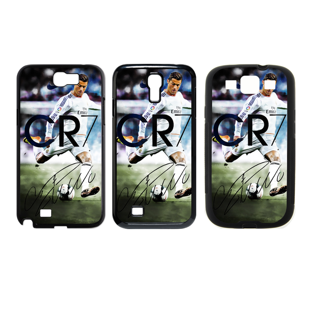 Cristiano Ronaldo CR7 volleyed ball tylish Hard Plastic Cover Case SamSung S3 I9300/S4 I9500 Note II N7100 - Image original studio store