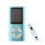 "5pcs/lot 1.8"" LCD 4th MP3 MP4 Player with card slot Video FM Radio photo E-Book support  2GB 4GB 8GB 16GB SD TF memory Card"