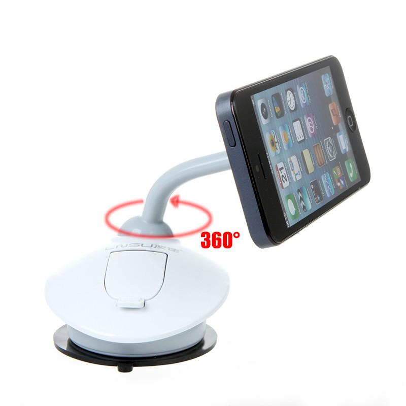 Universal Car Phone Holder Air Vent Monut GPS Stand 360 Adjustable Mobile Phone Holder for Phones Navigator small Tablet PCs(China (Mainland))