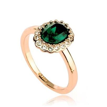 Кольцо Italina Rigant Anel 18K o Aneis Bague GH606 кольцо luoyang anel solitario ouro 18k yue83