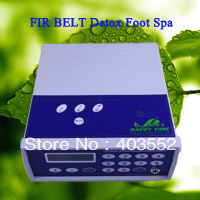 WHOLESALE FACTORY NEW FIR BELT DETOX FOOT BATH IONIC CLEANSING SPA CELL MACHINE H703