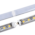 2pcs LED Bar Light Seamless Connecting Rigid LED Strip 5050 LED Kitchen Light Under Cabinet Closet