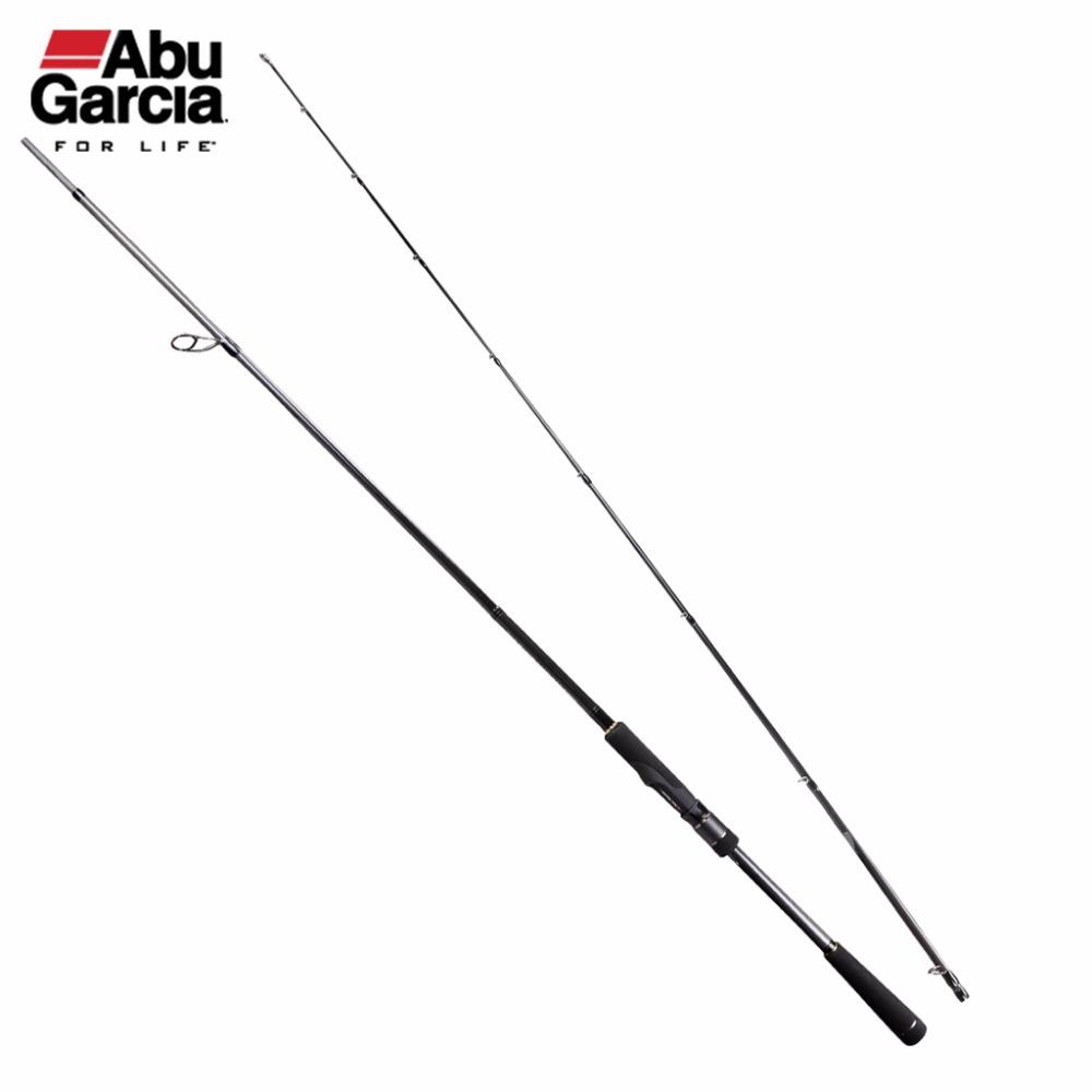 100% Original Abu Garcia Brand Pro Max PMAXS802M Spinning Rod 2.43m Carbon Spinning Fishing Rods 2 Sec M Power Rod 5/16-1oz(China (Mainland))