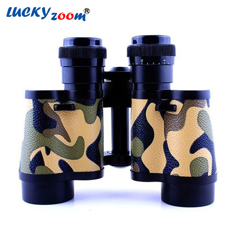 Exclusive Camouflage 8x30 HD Outdoor military Binoculars telescope 8x Zoom FMC Optical Lens Sport Telescope for Football Concert(China (Mainland))