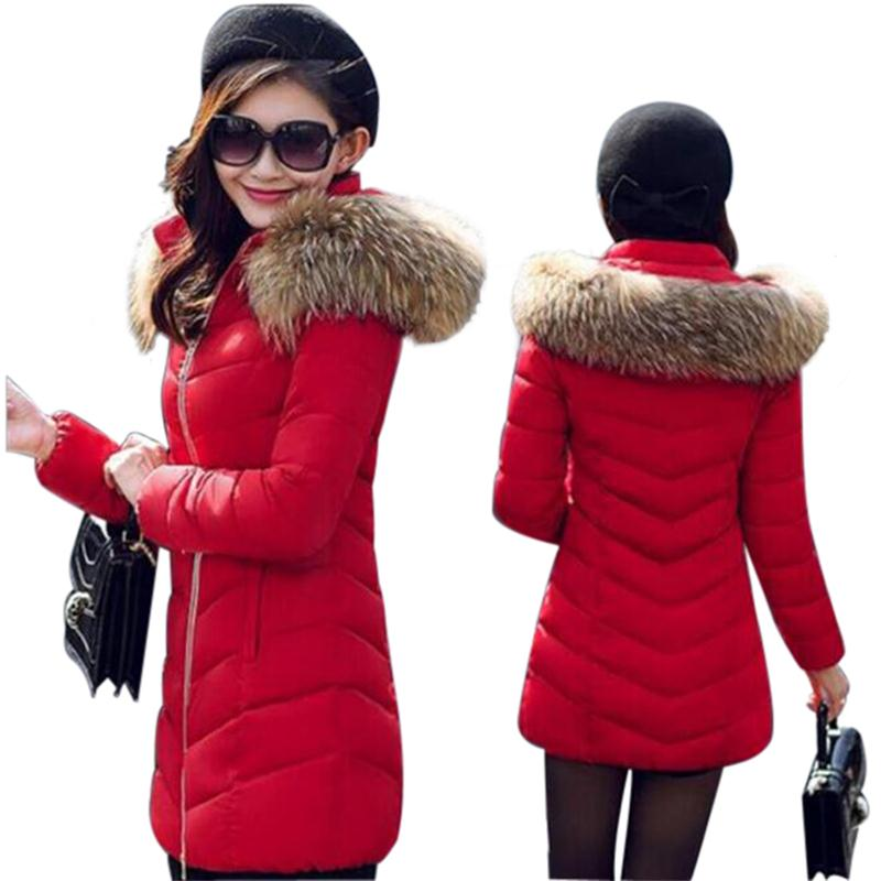 fashionable winter coat women 2016 new European style Winter jackets jacket warm parka female Outerwear - Love Vinson international trade company store
